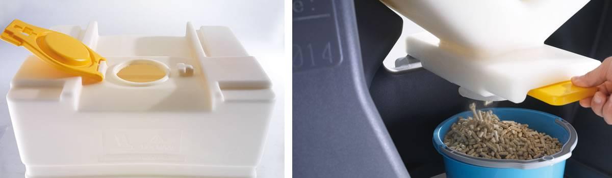 Pellets box le stockage facile pour vos pellets de bois - Petrole pour poele pas cher ...