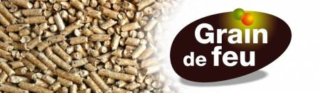 Pellets Grain de feu